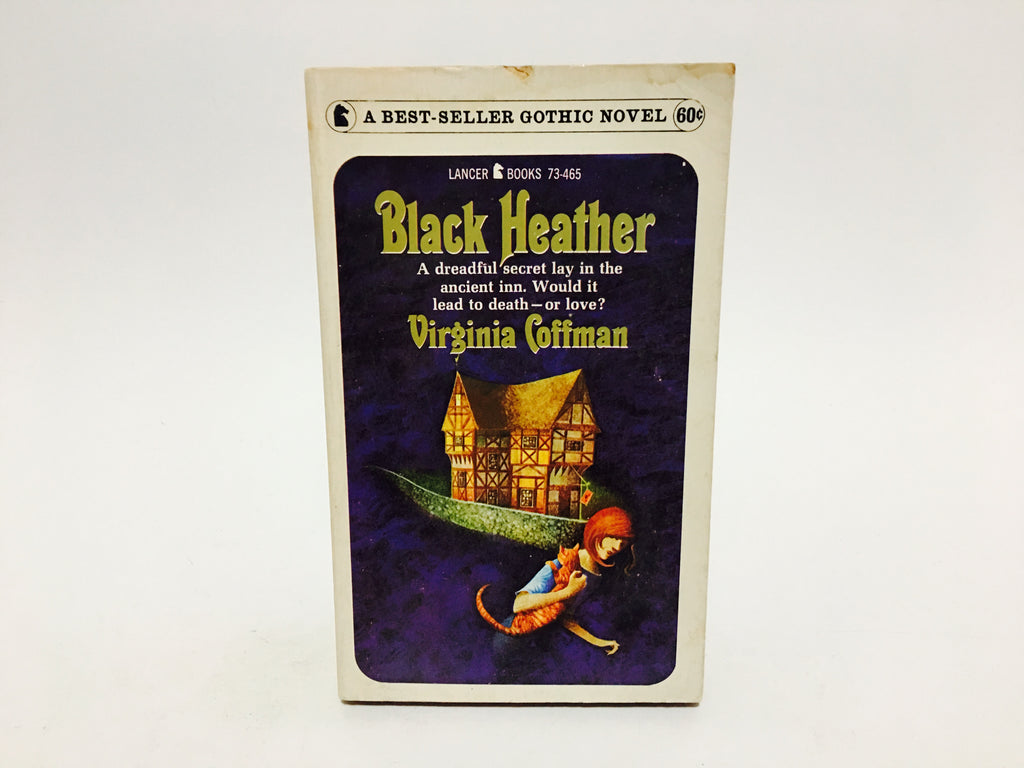 Black Heather by Virginia Coffman 1966 Paperback - LaCreeperie
