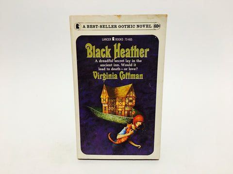 Black Heather by Virginia Coffman 1966 Paperback