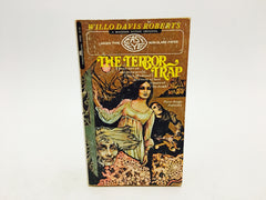 The Terror Trap by Willo Davis Roberts 1971 Paperback - LaCreeperie