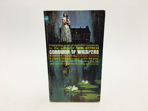 Corridor of Whispers by Edwina Noone 1965 Paperback