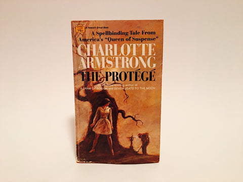 The Protégé by Charlotte Armstrong 1971 Paperback