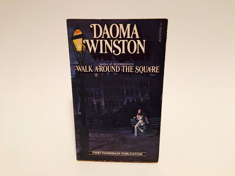 Walk Around The Square by Daoma Winston 1975 Paperback