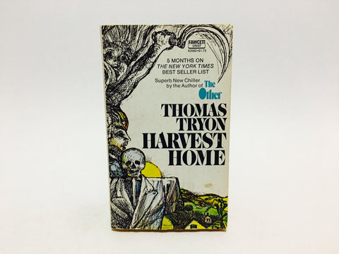 Harvest Home by Thomas Tryon 1974 Edition Paperback