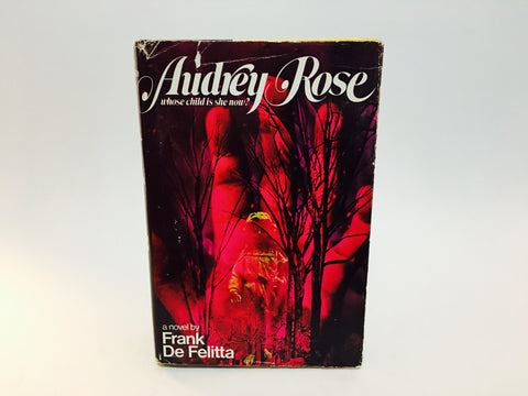 Audrey Rose by Frank DeFelitta 1975 BCE Hardcover