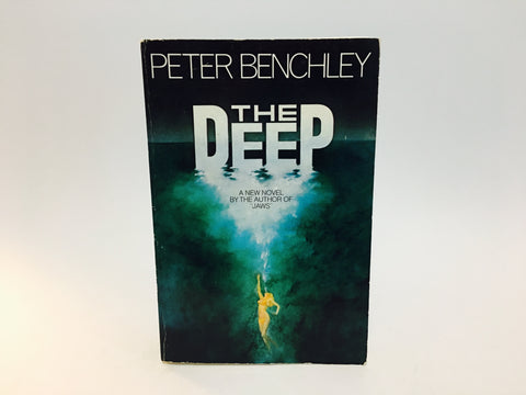 The Deep by Peter Benchley 1976 Softcover