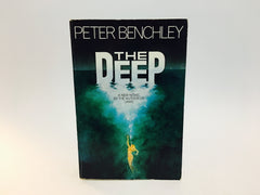 The Deep by Peter Benchley 1976 Softcover - LaCreeperie