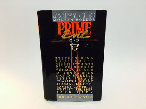 Prime Evil 1988 First Edition Hardcover Anthology