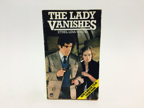 The Lady Vanishes by Ethel Lina White 1979 Movie Tie-In UK Edition Paperback