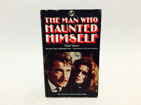The Man Who Haunted Himself Film Novelization 1970 UK Edition Paperback