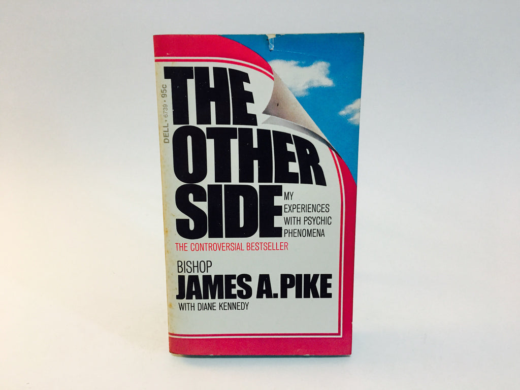 The Other Side by Bishop James Pike 1969 Paperback - LaCreeperie