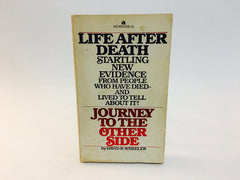 Journey to the Other Side by David R. Wheeler 1977 Paperback - LaCreeperie