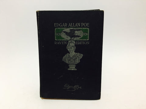 Edgar Allan Poe Raven Edition Vol. 3 1903 Hardcover Anthology