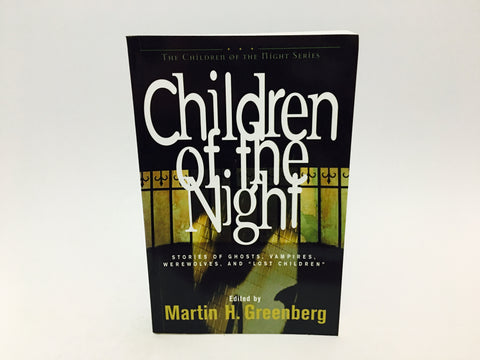 Children of the Night 1999 Softcover Anthology