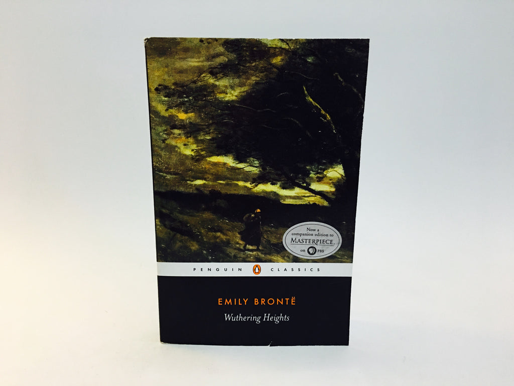 Wuthering Heights by Emily Brontë 2003 UK Edition Softcover Penguin Classics - LaCreeperie
