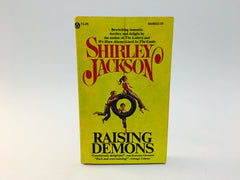 Raising Demons by Shirley Jackson 1957 Paperback - LaCreeperie