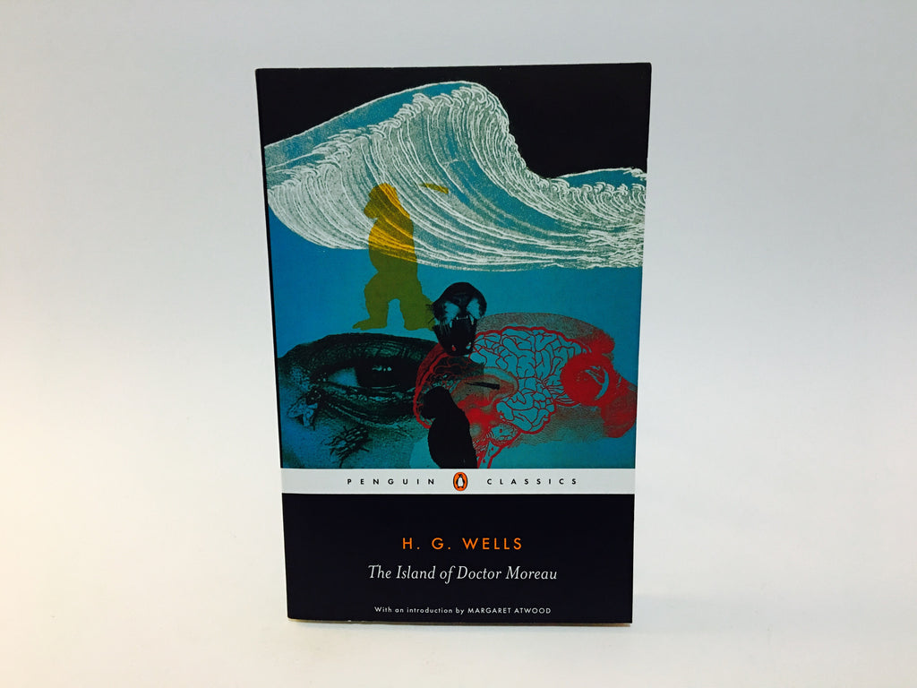 The Island of Doctor Moreau by H.G. Wells 2005 Penguin Classics Softcover - LaCreeperie
