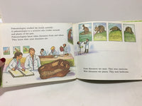 My Visit to the Dinosaurs by Aliki 1985 Hardcover - LaCreeperie