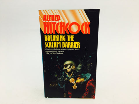 Alfred Hitchcock - Breaking the Scream Barrier 1979 Paperbacks Anthology