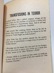Alfred Hitchcock Let It All Bleed Out 1980 Paperback Anthology - LaCreeperie