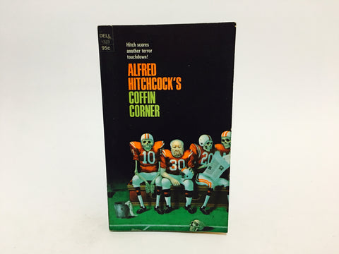 Alfred Hitchcock's Coffin Corner 1975 Paperback Anthology