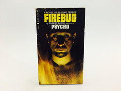 Firebug by Robert Bloch 1967 Paperback - LaCreeperie