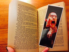 Christmas Horror Movie Bookmarks Series 1 - LaCreeperie