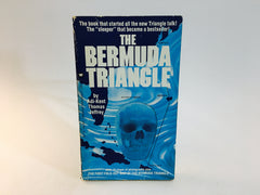 The Bermuda Triangle by Adi-Kent Thomas Jeffrey 1975 Paperback - LaCreeperie