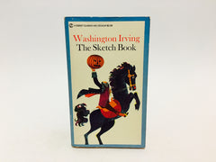 The Sketch Book by Washington Irving 1981 Paperback Anthology - LaCreeperie