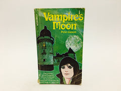 Vampire's Moon by Peter Saxon 1970 Paperback - LaCreeperie