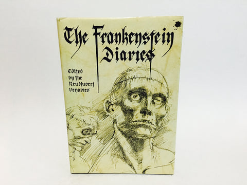 The Frankenstein Diaries by Rev. Hubert Venables Hardcover