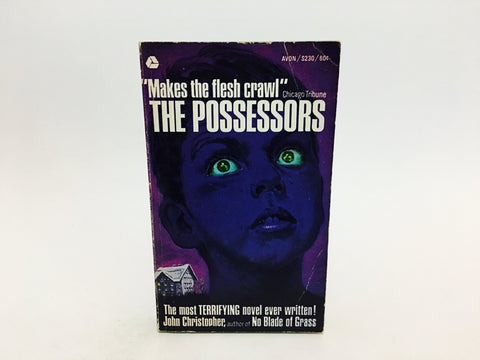 The Possessors by John Christopher 1966 Paperback
