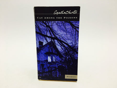 Cat Among The Pigeons by Agatha Christie 2005 Paperback