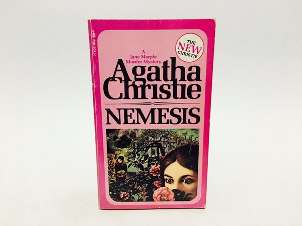 Nemesis by Agatha Christie 1973 Paperback - LaCreeperie