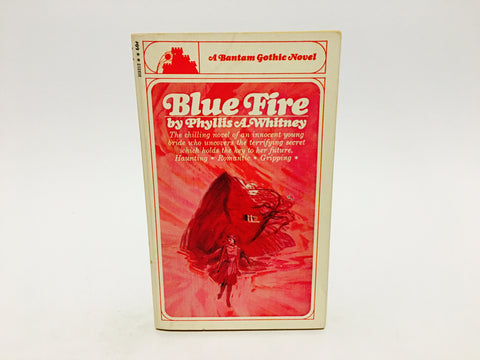 Blue Fire by Phyllis Whitney 1966 Paperback
