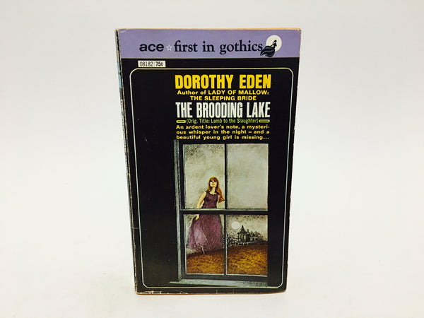 The Brooding Lake by Dorothy Eden 1953 Paperback - LaCreeperie
