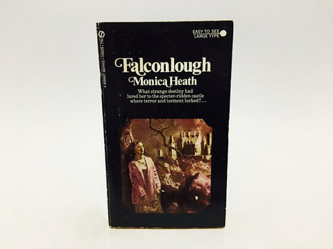 Falconlough by Monica Heath 1966 Paperback