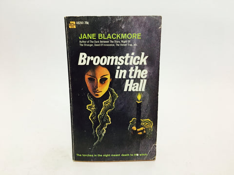 Broomstick in the Hall by Jane Blackmore 1970 Paperback