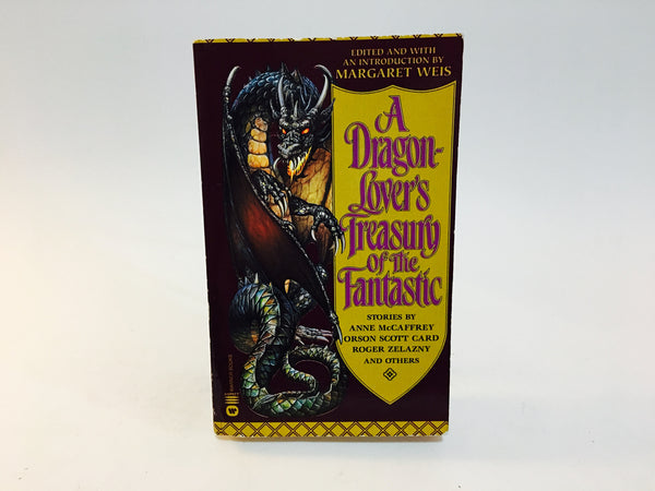 A Dragon-Lover's Treasury of the Fantastic 2000 Paperback Anthology - LaCreeperie