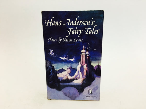 Hans Anderson's Fairy Tales 1981 UK Edition Paperback Anthology - LaCreeperie