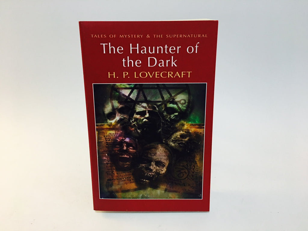 The Haunter of the Dark by H.P. Lovecraft 2011 UK Edition Softcover - LaCreeperie