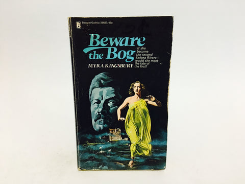 Beware the Bog by Myra Kingsbury 1975 Paperback