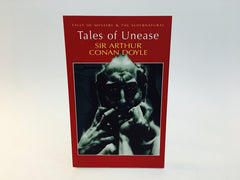 Tales of Unease by Sir Arthur Conan Doyle 2008 UK Edition Softcover Anthology - LaCreeperie