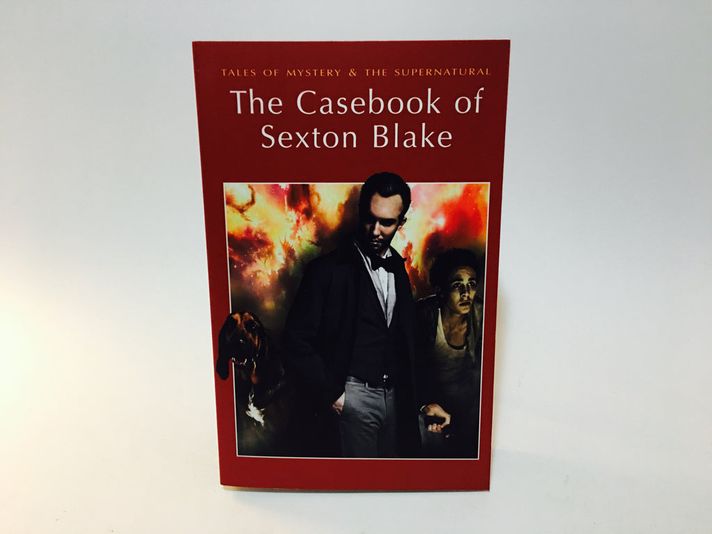 The Casebook of Sexton Blake 2009 UK Edition Softcover - LaCreeperie