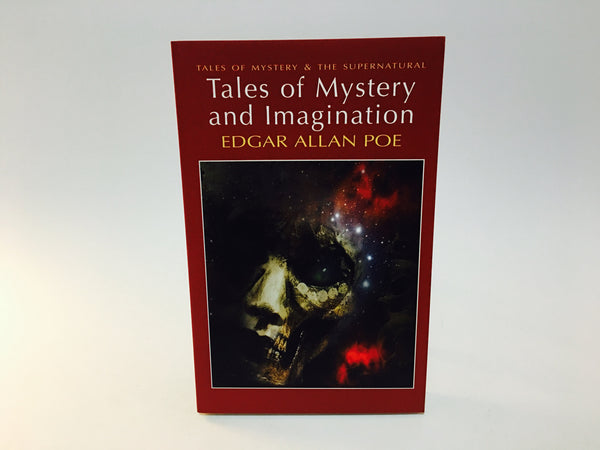 Tales of Mystery & Imagination by Edgar Allan Poe - LaCreeperie