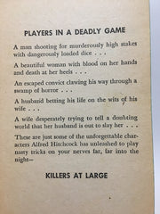 Alfred Hitchcock's Killers At Large 1978 Paperback Anthology - LaCreeperie
