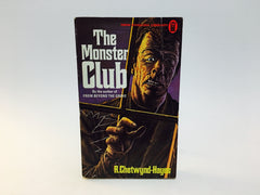 The Monster Club by R. Chetwynd-Hayes 1975 Paperback Book - LaCreeperie