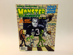 Monster Memories Magazine #11 2003 Yearbook Horror Collectors - LaCreeperie