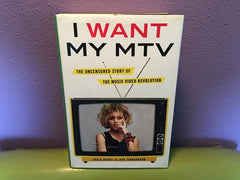 I Want My MTV by Craig Marks & Rob Tannenbaum 2010 First Edition Hardcover - LaCreeperie