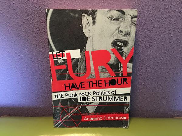 The Punk Rock Politics of Joe Strummer by Antonio D'Ambrosio 2004 Softcover - LaCreeperie