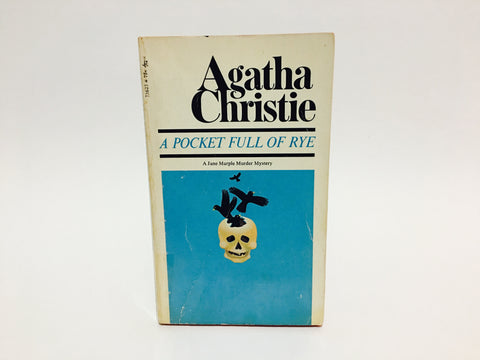 A Pocket Full of Rye by Agatha Christie 1970 Paperback